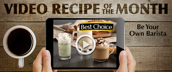Best Choice Video of the Month: Be Your Own Barista